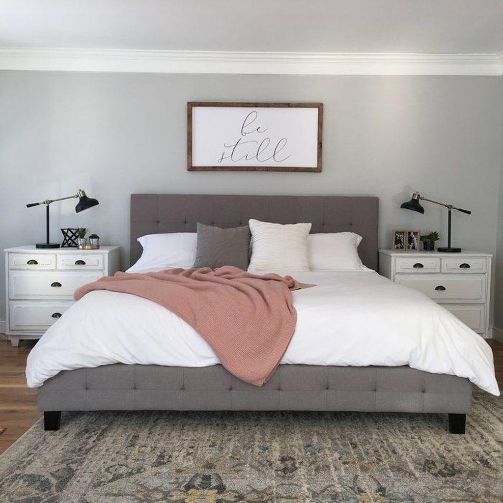 Cozy Master Bedroom Apartment Decorating Ideas Projekty