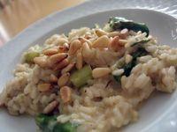 Parsa-gorgonzolarisotto