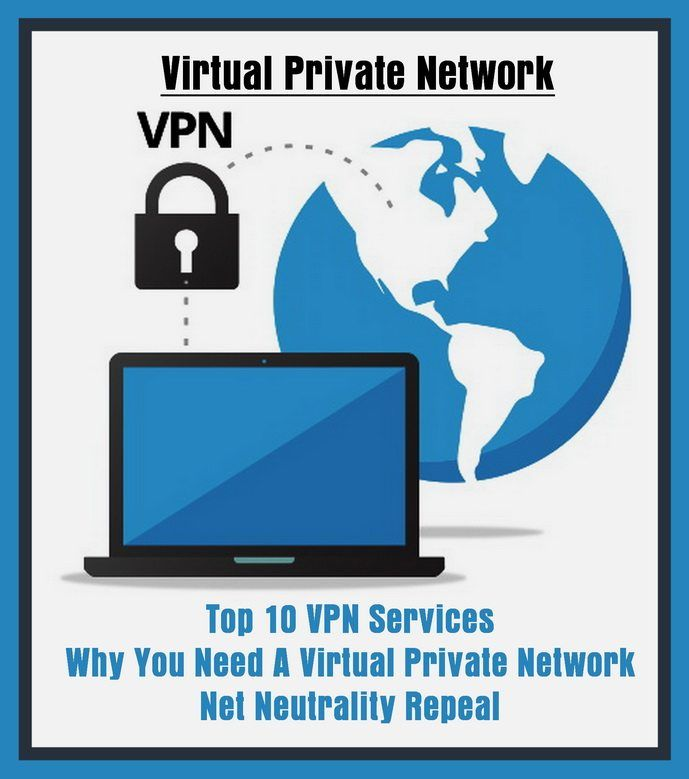 Top 10 VPN Services Why You Need A Virtual Private