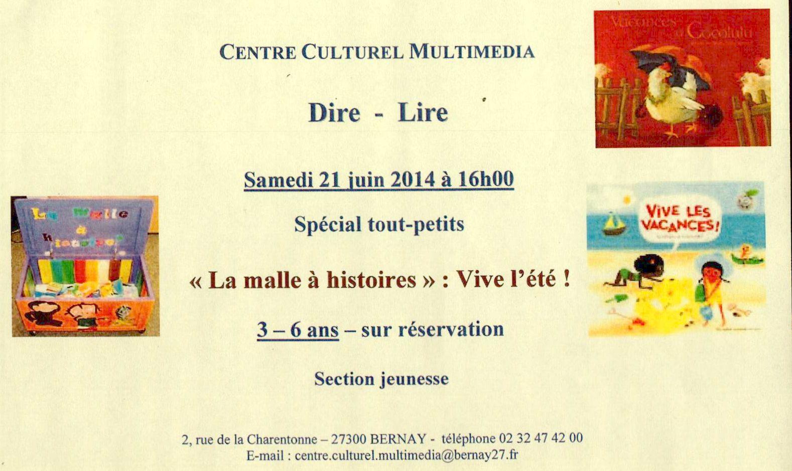 A La Mediatheque De Bernay Mediatheque Villa Centre Culturel