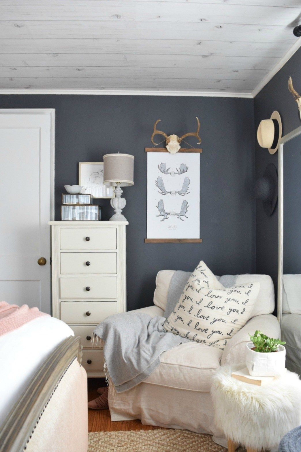 Summer Home Decor 2017 Master Bedroom and Summer Bucket