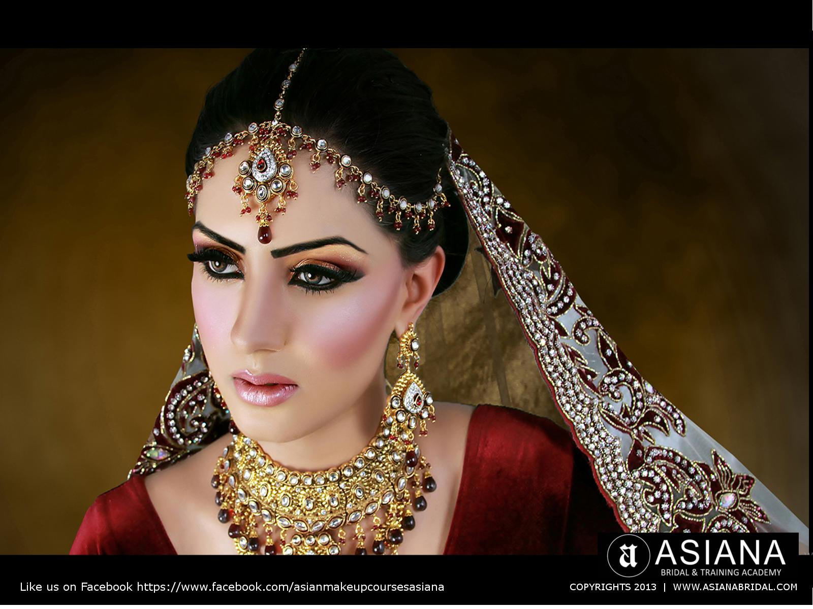 17 best asian bridal makeup images on pinterest   asian bridal