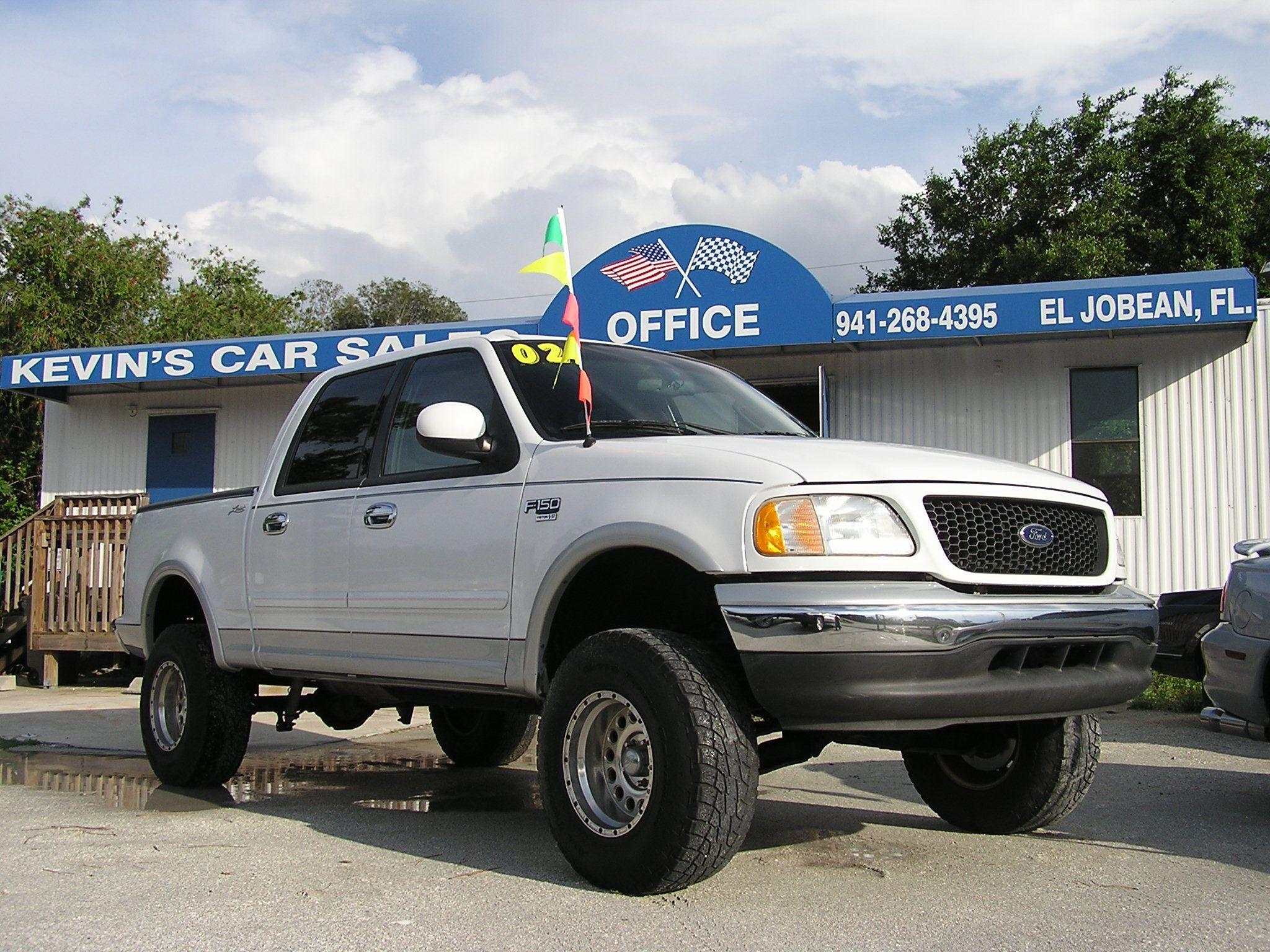 2002 Ford F 150 Lariat Supercrew 004