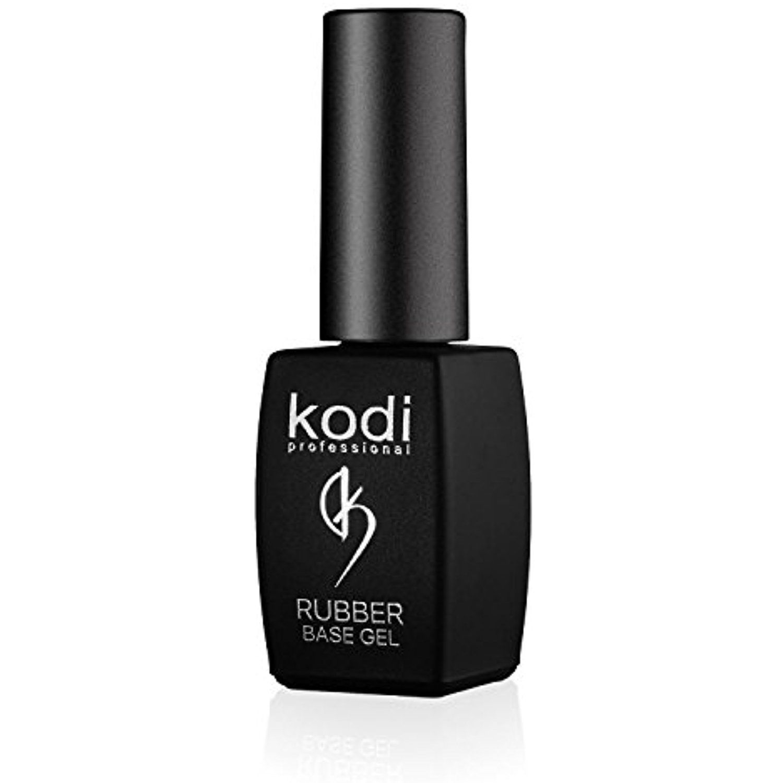 Professional Rubber Base Gel By Kodi | Soak Off, Polish Fingernails ...
