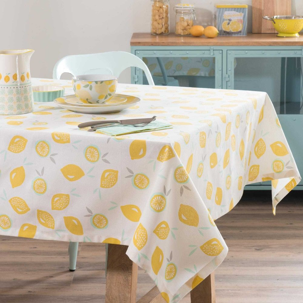 Maison Du Monde Nappe De Table Linge De Table | Maison Du Monde, Nappe Et Linge De Table