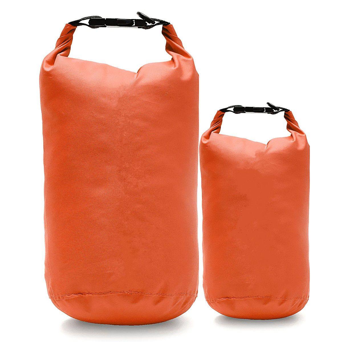 Photo of IPRee™ 2-5L Travel Waterproof Dry Bag Pouch Drift Swim Rafting Storage Pack Ka…