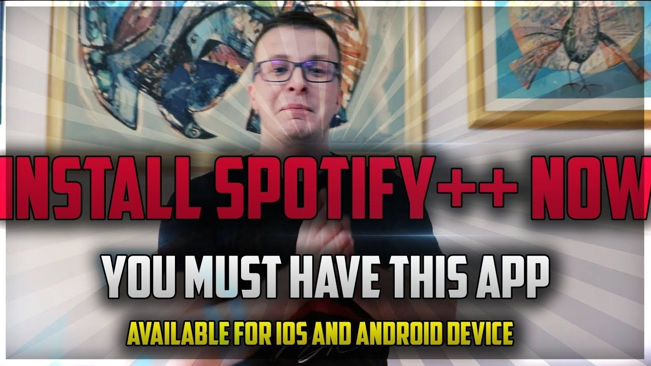 Spotify ++ iOS Download How to download and Install