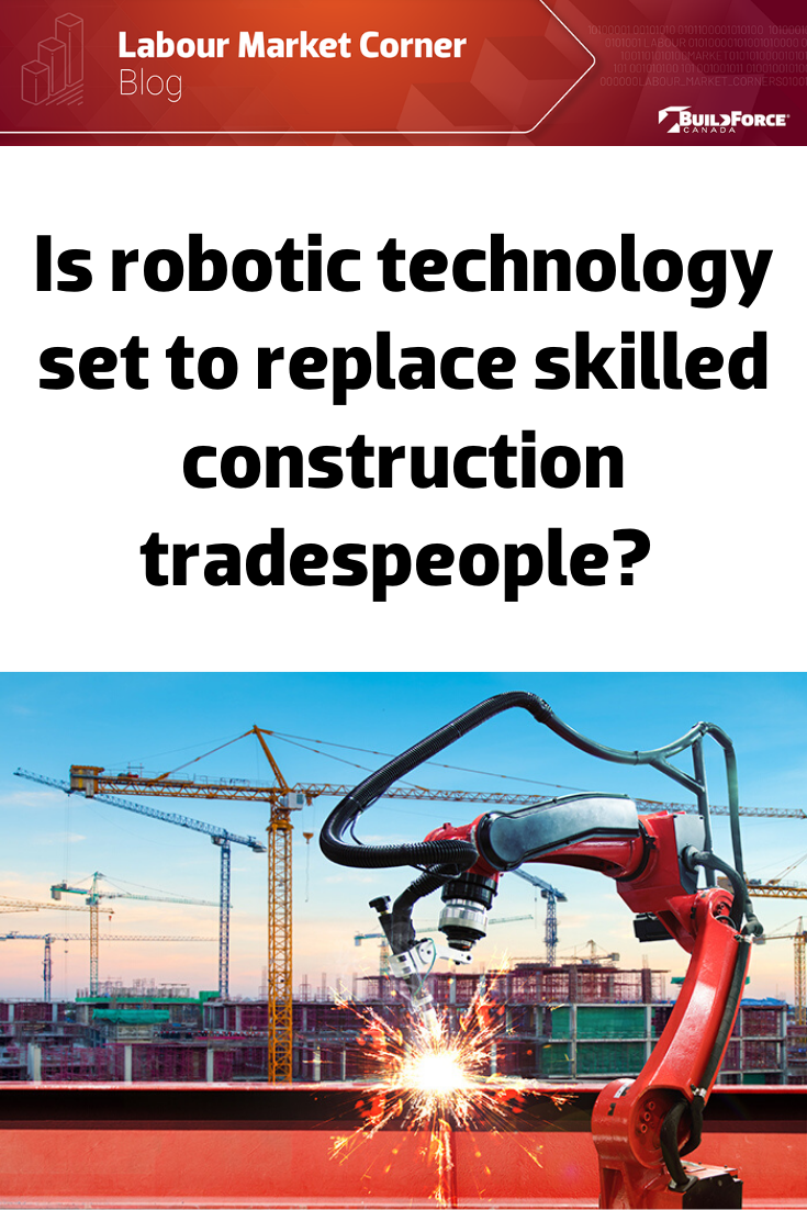 What effect will construction robots have on jobs in the
