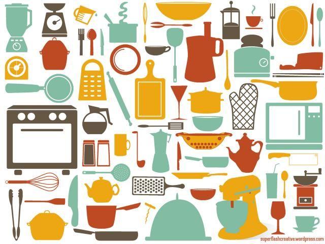 Good Free Desktop Wallpaper U2013 Kitchen Tools!