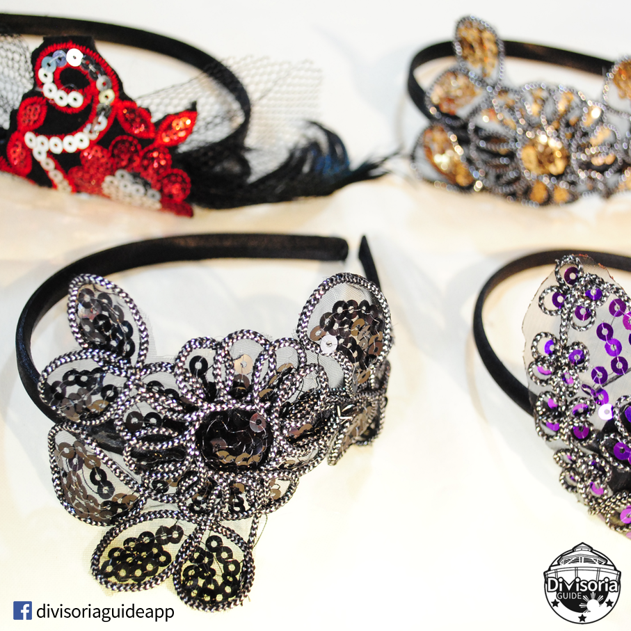Headbands for sale at different #accessory shops in #Divisoria ...