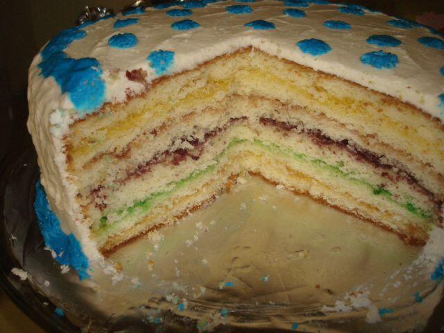 Virgin Islands Recipes Vienna Cake