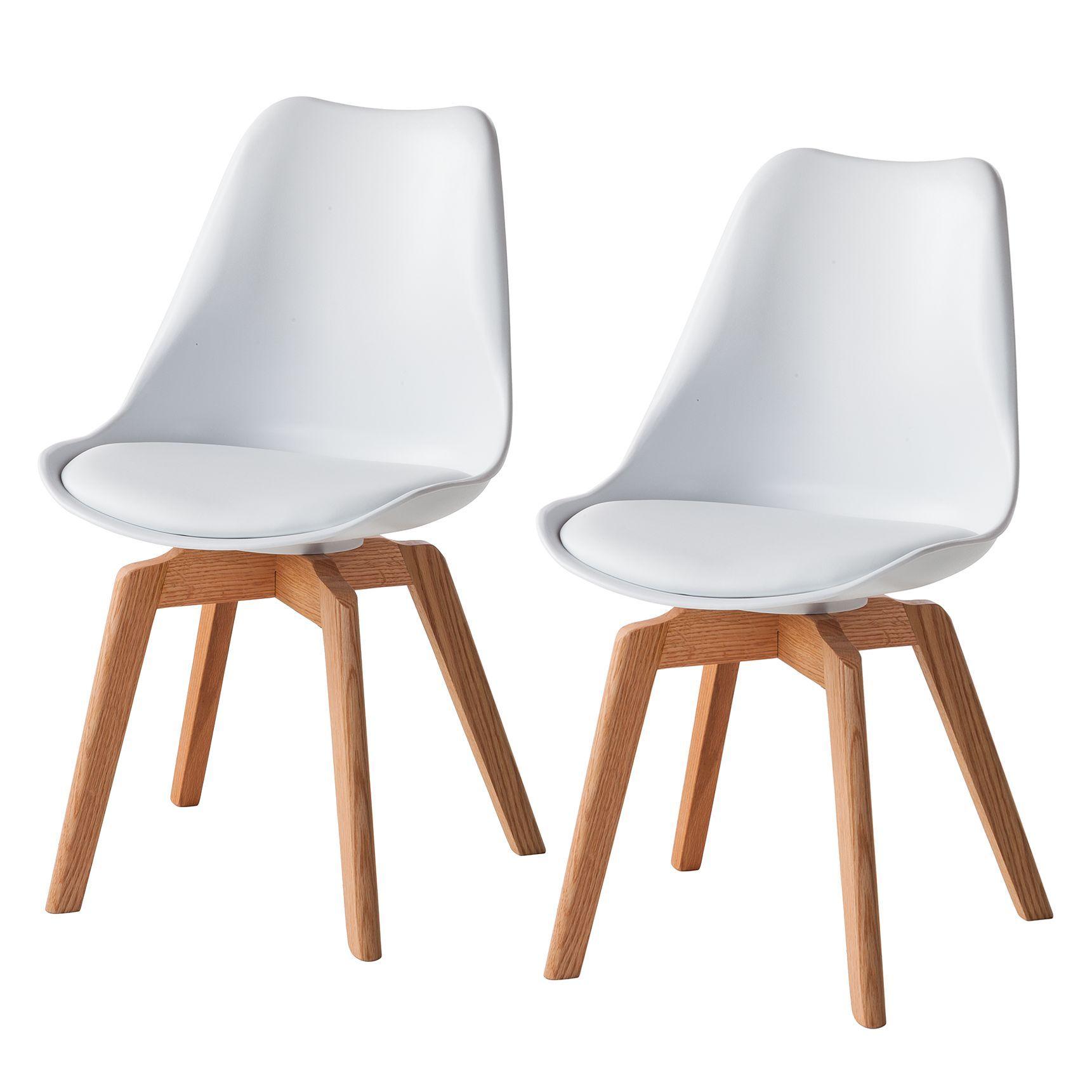 Brilliant Esszimmerstühle Buche Massiv Referenz Von Esszimmerstuhl Woodwynn (2er-set) - Kunststoff / -