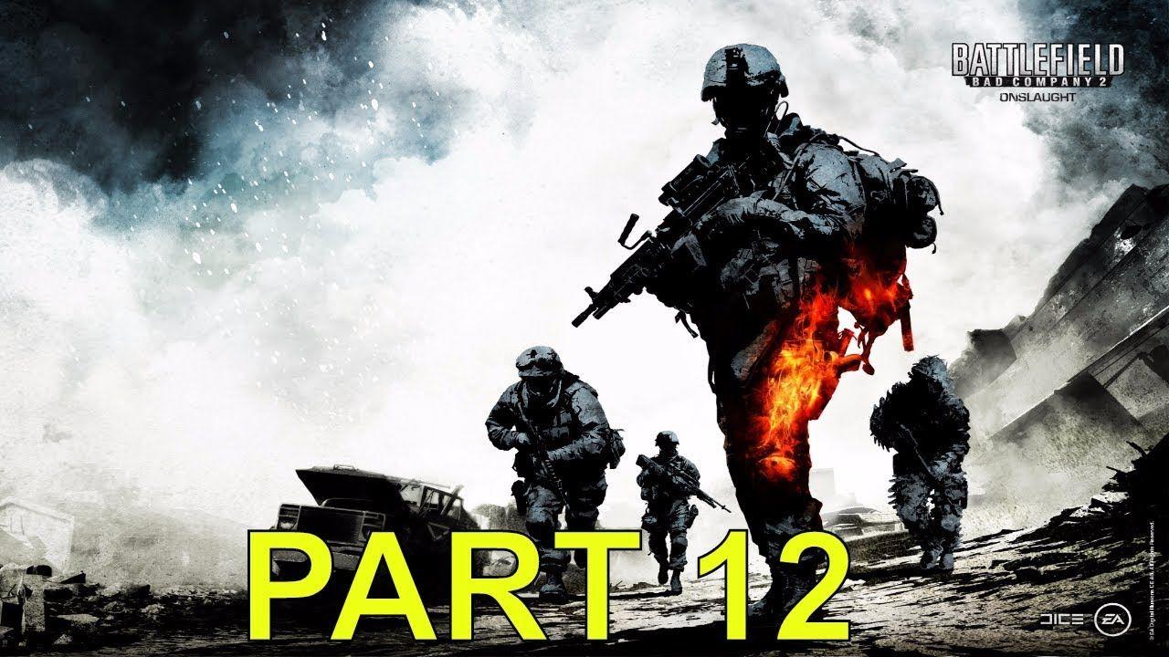 Battlefield Bad Company 2 Gameplay Walkthrough Part 12