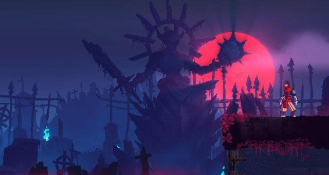 Dead Cells A Simple Map Dead Cells Pinterest Pixel Games