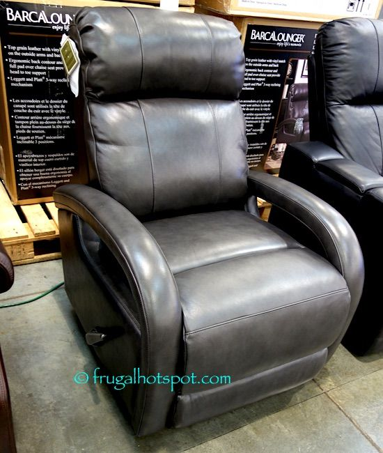 costco has the leather swivel glider recliner in stores for a limited time - Massage Chair Costco