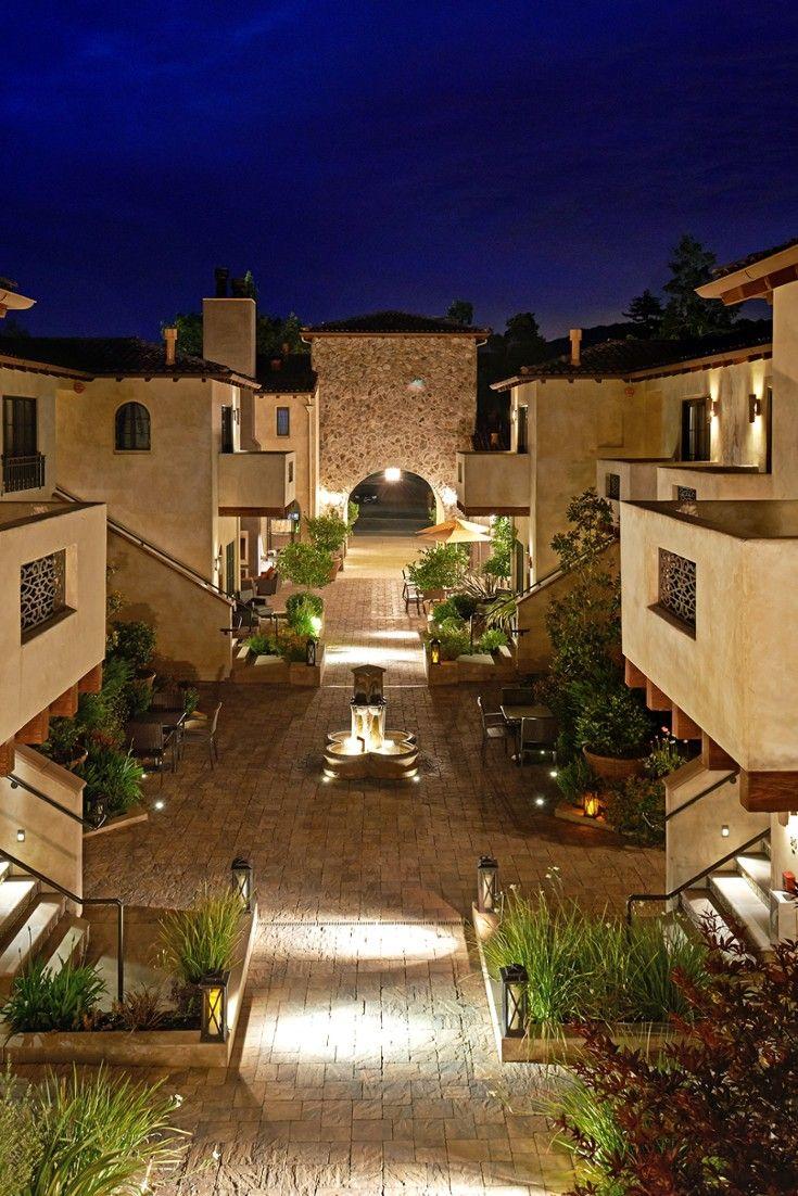 North Block Hotel Yountville Ca Hotels In Napa California