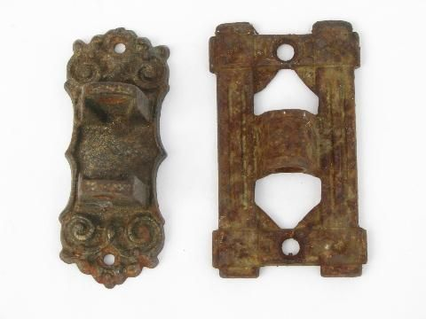 vintage cast iron wall sconce brackets u0026 arms antique oil l& holders  sc 1 st  Pinterest & vintage cast iron wall sconce brackets u0026 arms antique oil lamp ...