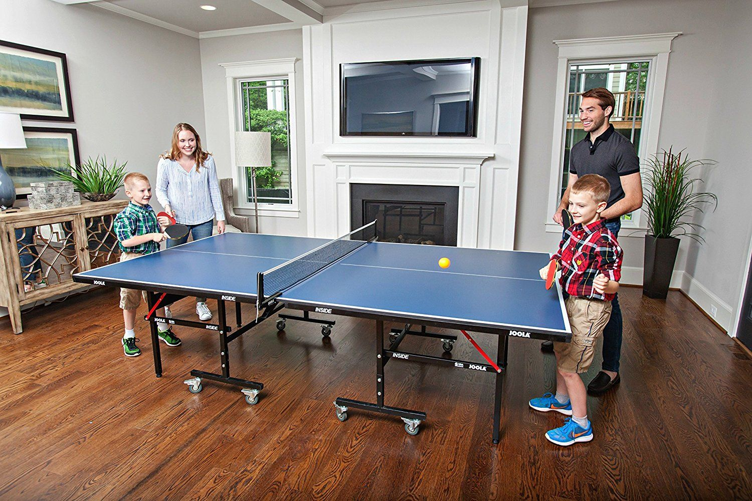 The Best Table Tennis Ping Pong Tables For The House 2019