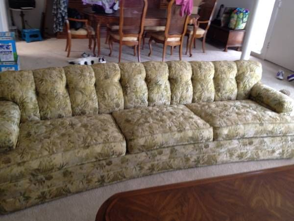 Sofa + Two Chairs...for Free On CL, SF  Bay Area