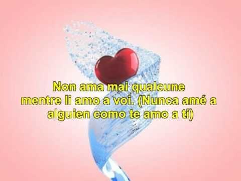 Frases De Amor En Italiano Traducidas Para Dedicar Frases De Amor