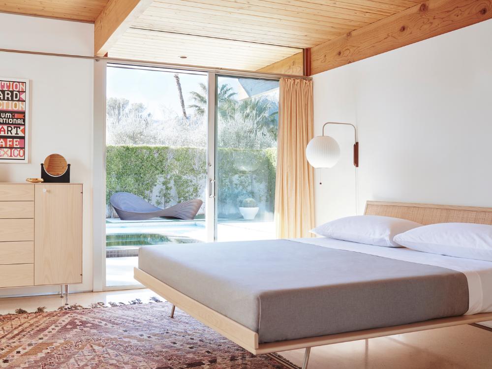 Mid Century Modern Bedroom Furniture, Herman Miller Bedroom Furniture