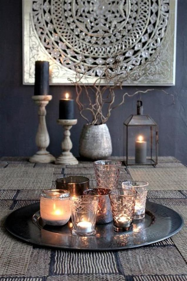 Home Decor | Mixing Metals