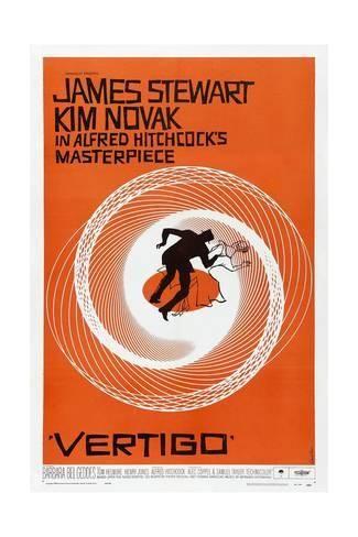 'Vertigo, 1958, Directed by Alfred Hitchcock' Giclee Print - | Art.com