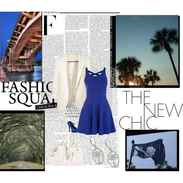 """Carolina Chic"" by peggy-denise on Polyvore"
