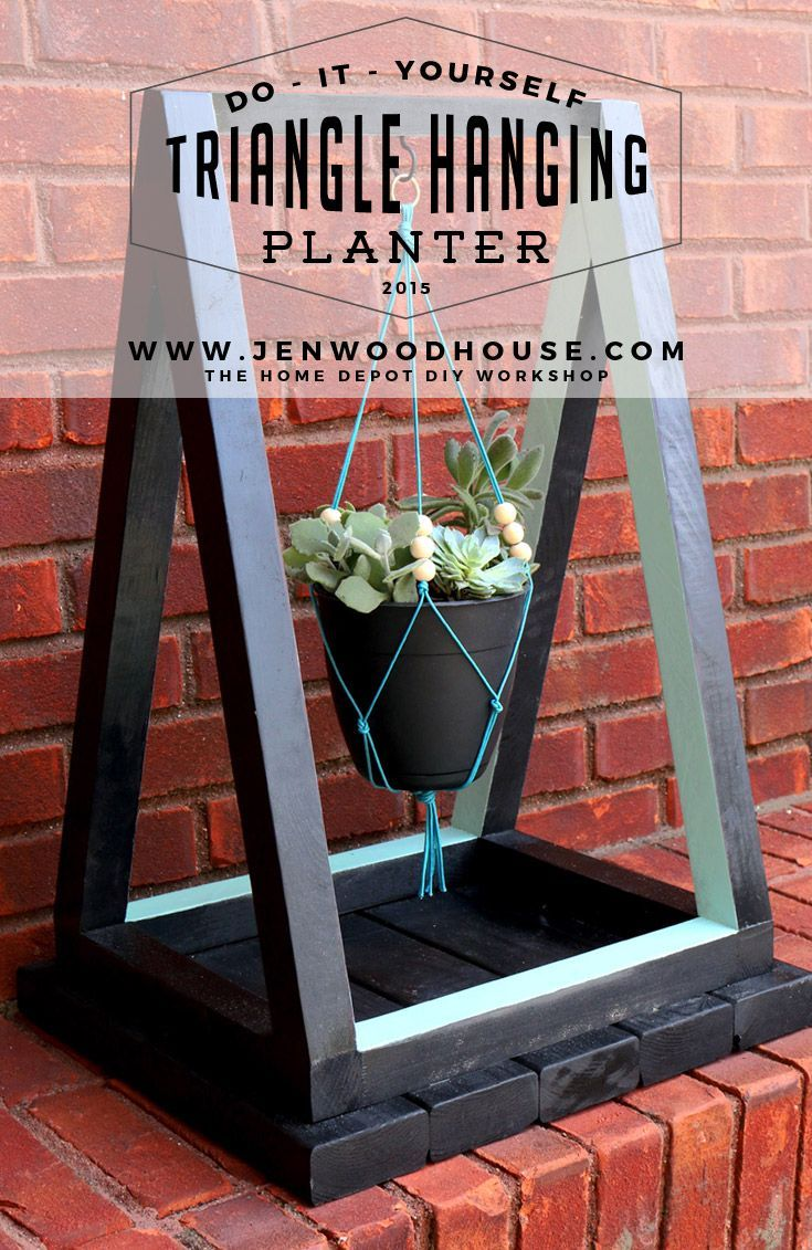 How To Build A Hanging Planter With The Home Depot 640 x 480
