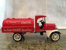 Coca Cola Die Cast Truck Bank