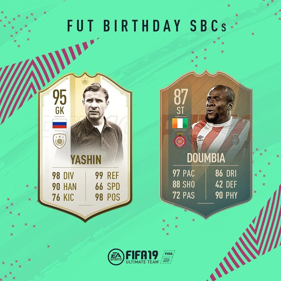 Flashback Doumbia and Prime ICON Moments Yashin 👀 SBC
