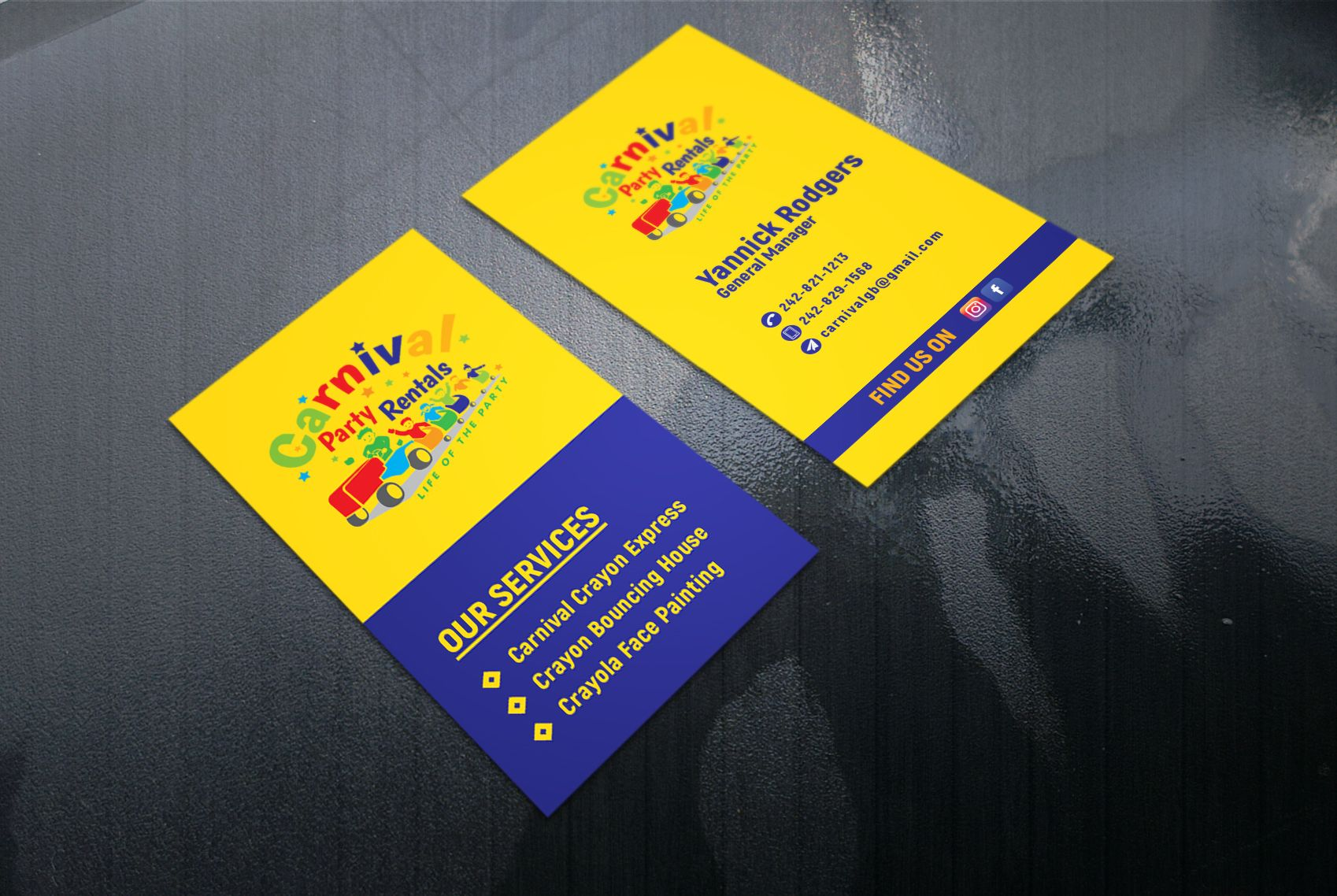 Nice A Card Double Sided Business Cards Card Design Business Card Design