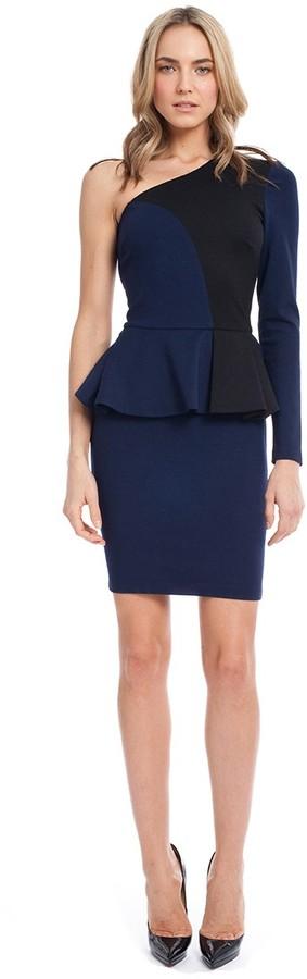 Torn By Ronny Kobo Anastasia One Sleeve Dress on shopstyle.com