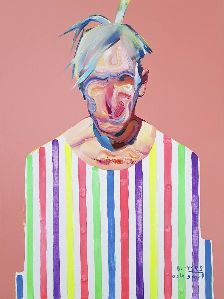 How Are You Mister Warhol Painting Art Warhol Paintings Painting