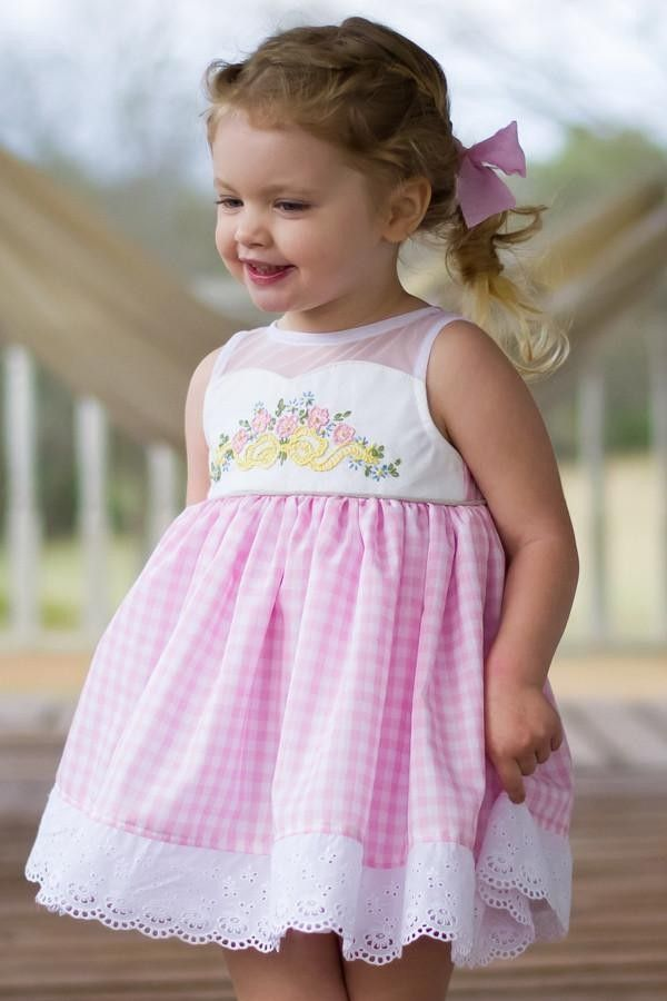 moda infantil adela