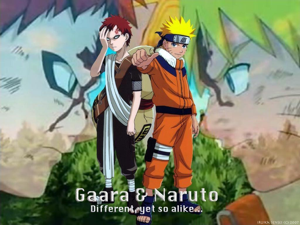 naru gaara Naruto VS Gaara Wallpaper Naruto Gaara