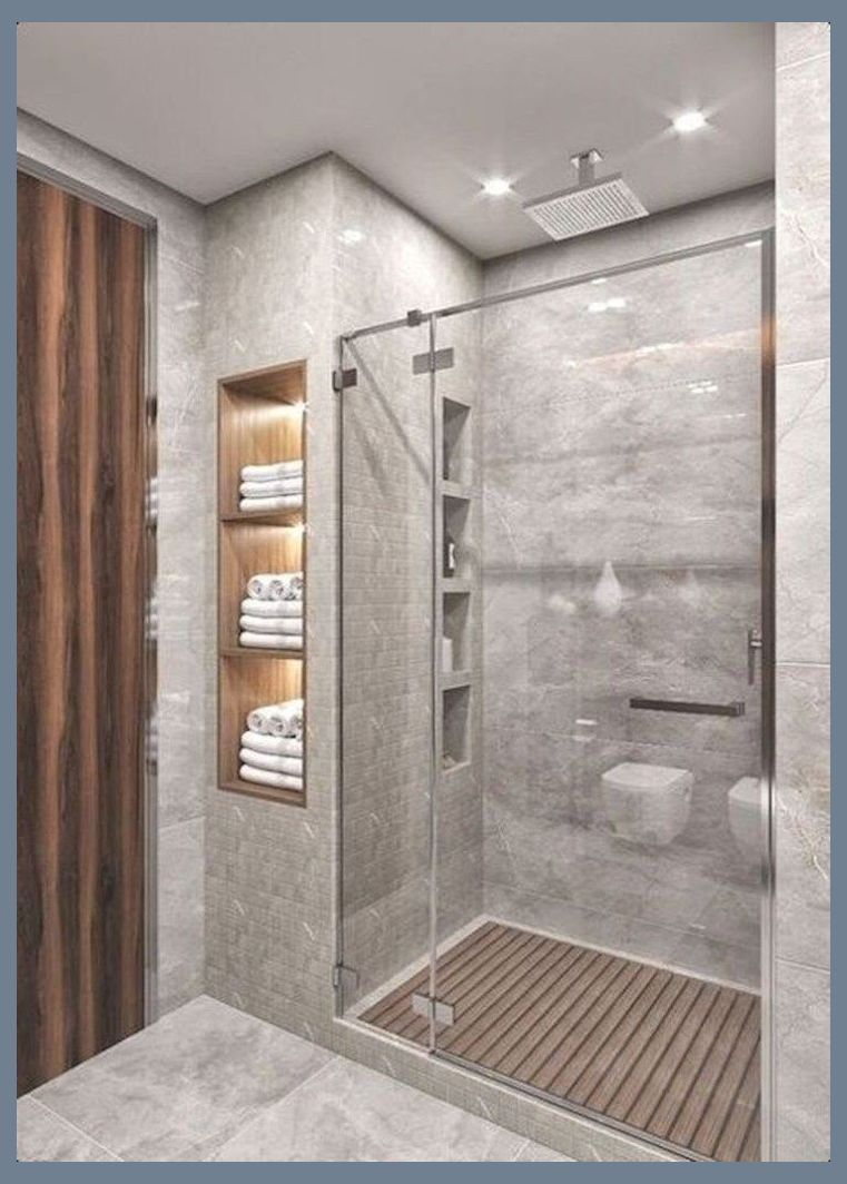 36 Small Bathroom Remodel Design Ideas Maximizing On A Budget 36 Bathroom Remodel Desig Small Bathroom Makeover Modern Master Bathroom Small Bathroom Remodel