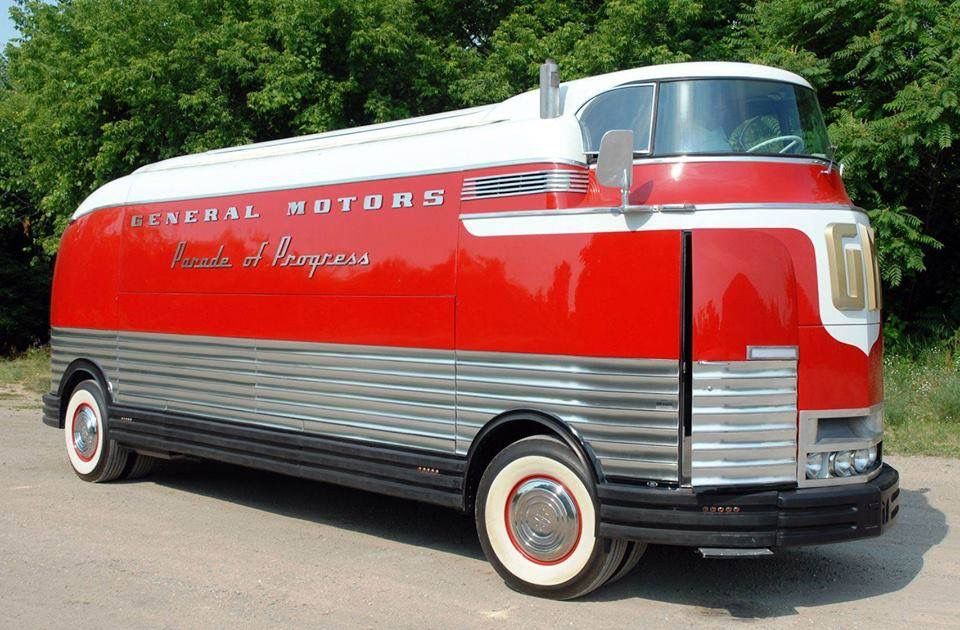 Throwback Thursday: The GM Futurliners - Chevy Hardcore