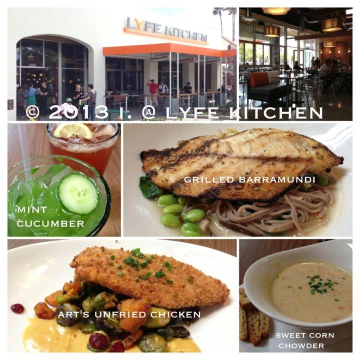 LYFE Kitchen | Los Angeles | Kitchen grill, Sweet corn, Corn ...