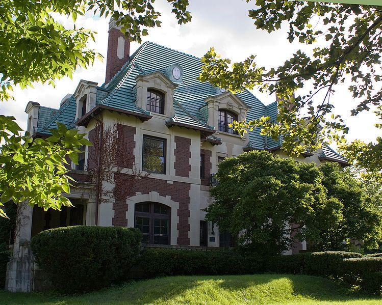 File Traxlermansion Jpg Wikipedia The Free Encyclopedia Dayton Ohio Mansions Charming House