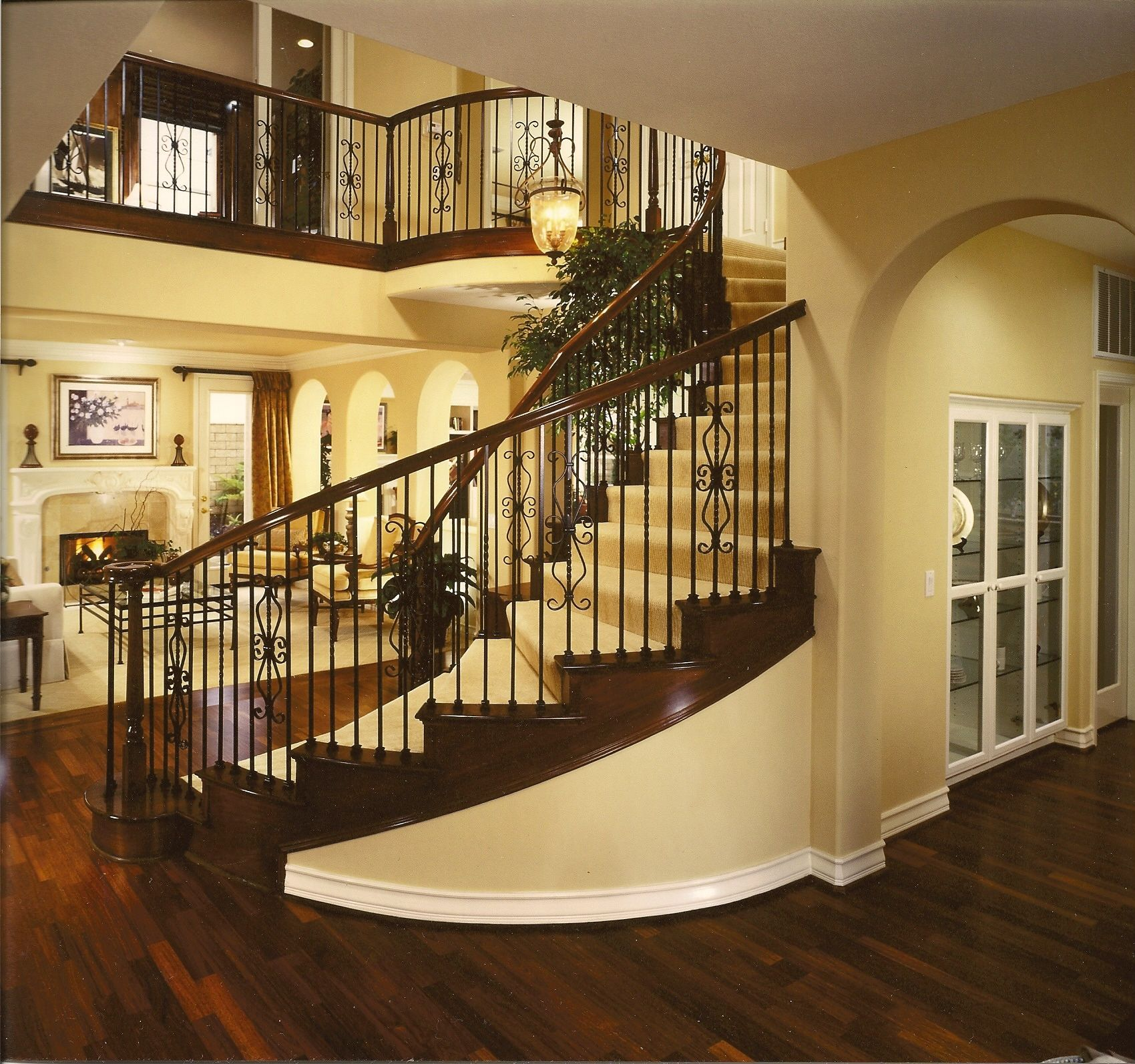 Pin By GMazz0016 On Stairs In Homes