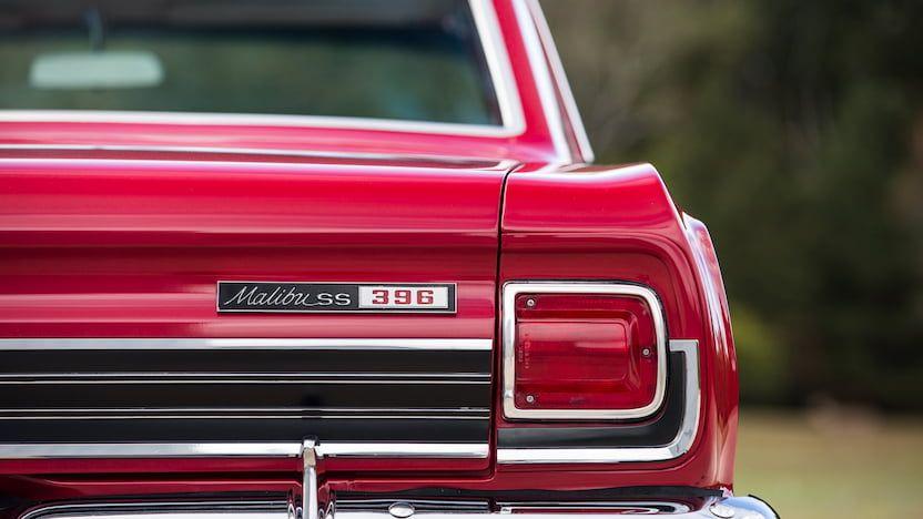 1965 Chevrolet Chevelle Z16 14 Chevrolet Chevelle Chevelle