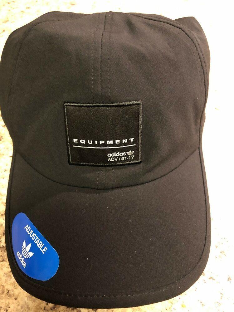 cc74d354af9 adidas Mens Originals Eqt Trainer Cap Hat Black Training Running Gym   fashion  clothing  shoes  accessories  mensaccessories  hats (ebay link)