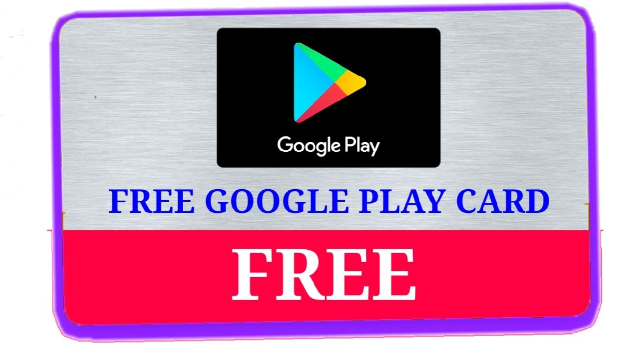 Free Google Play Codes 💲 How To Get Free Google Play Gift Card ...