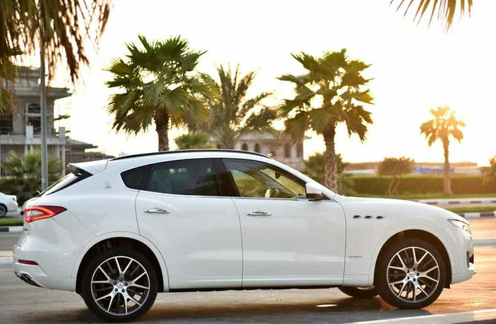 Photo of Rent Maserati Levante Dubai – Suv car rental Dubai – Luxury car rental