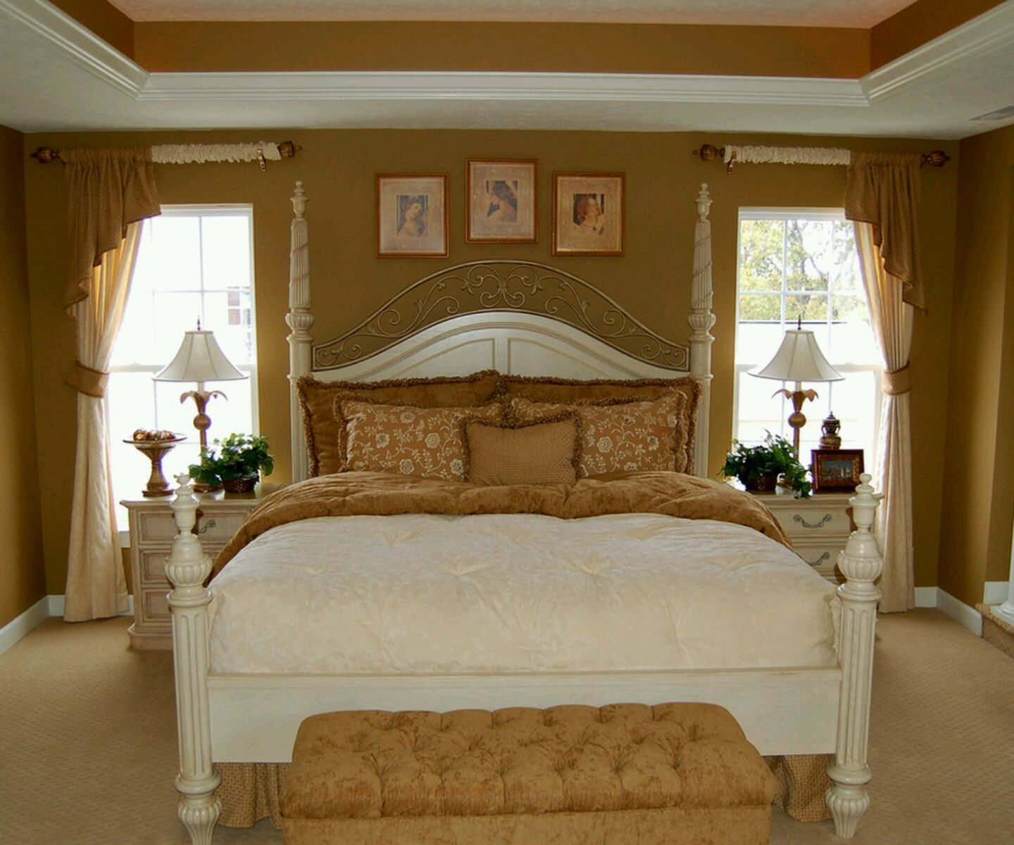Really Cool Rooms With Beautiful Bed Design Modern Design