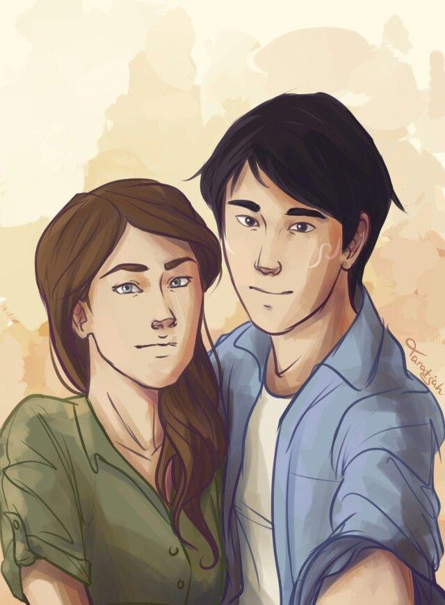 Jem and Tessa.