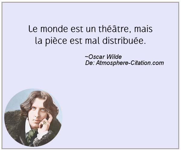 citation drole theatre