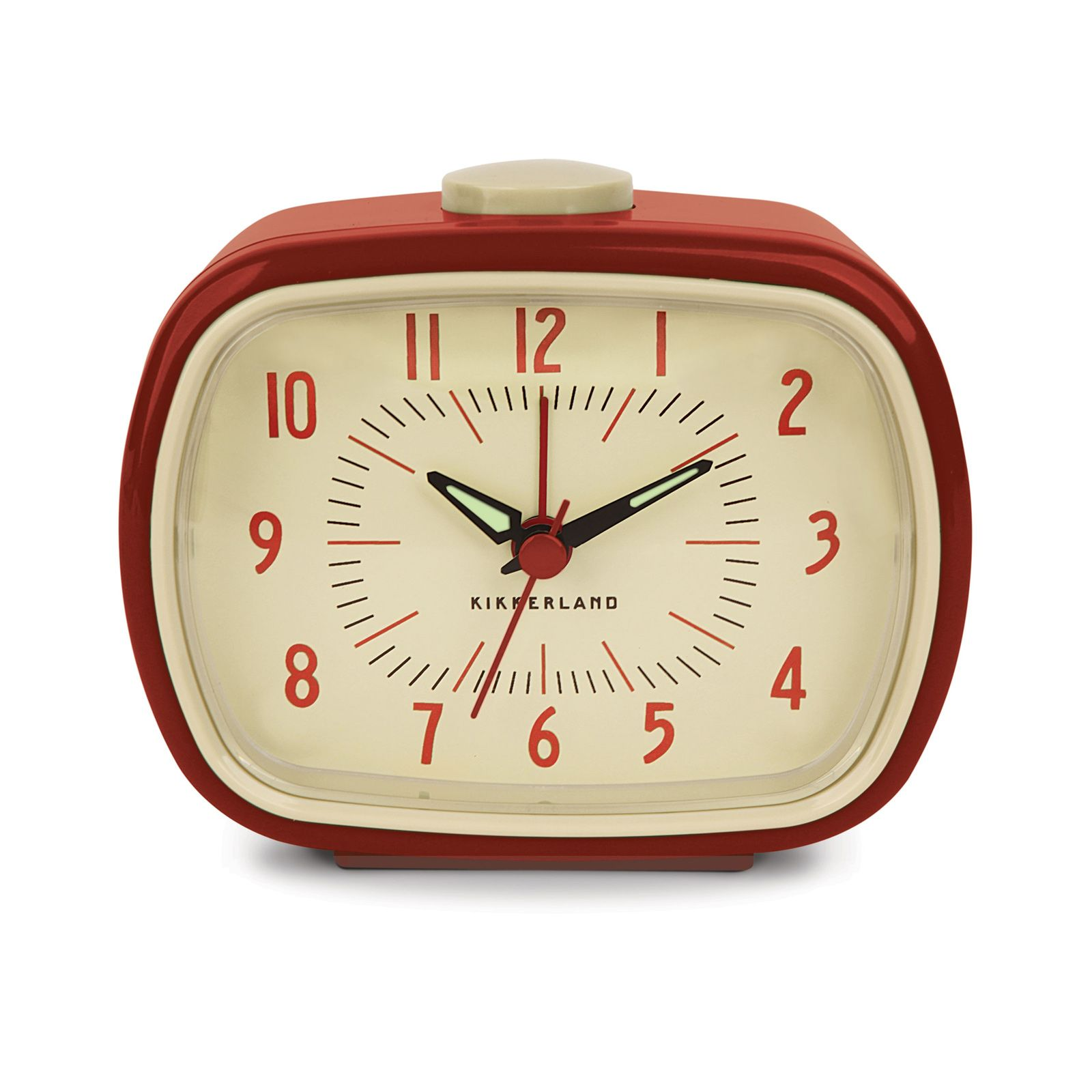 Fun Digital Clocks Add Some Retro Charm To Your Bedside Table With This Fun