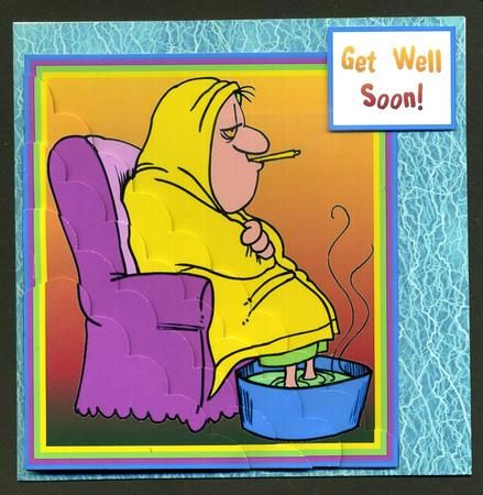 handmade get well cards for men get well soon man greetings from